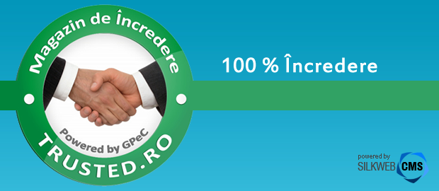 100% Incredere in E-Commerce Cu Marca TRUSTED.ro