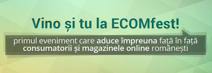 ECOMfest – Targul Magazinelor Online 2014