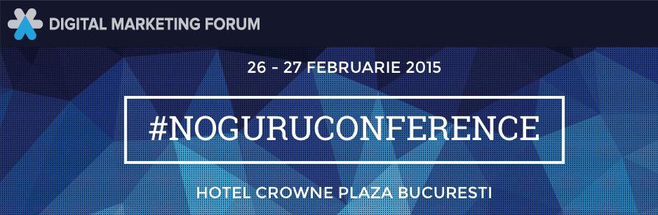 Ne Vedem La Digital Marketing Forum 2015