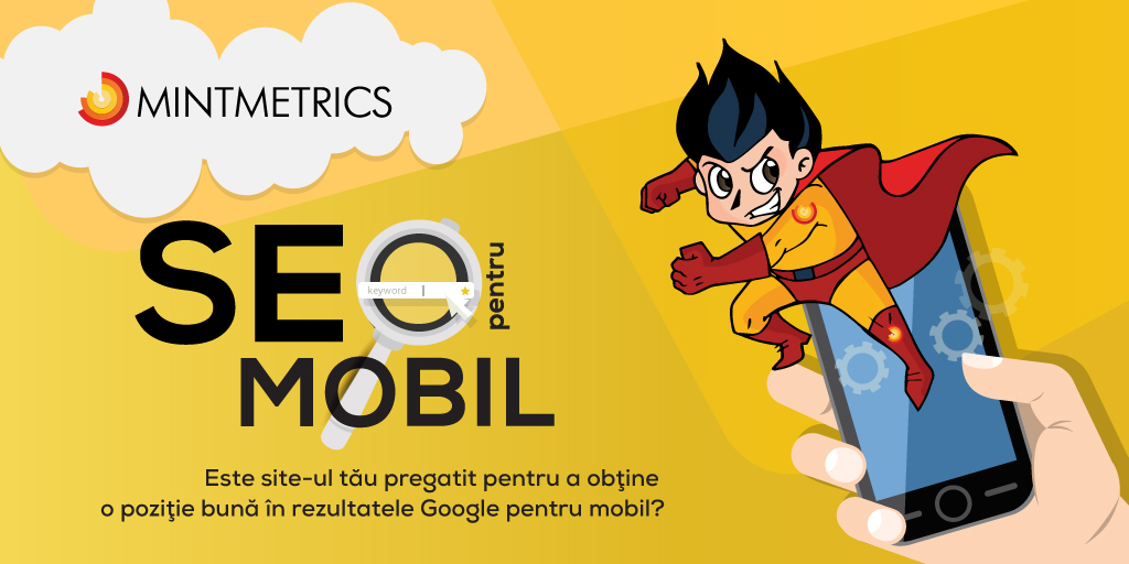 SEO Pentru Mobil in Romania – Infografic