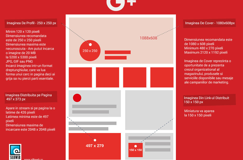 Am implementat Google + 1