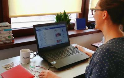 Gestionarea conturilor de social media