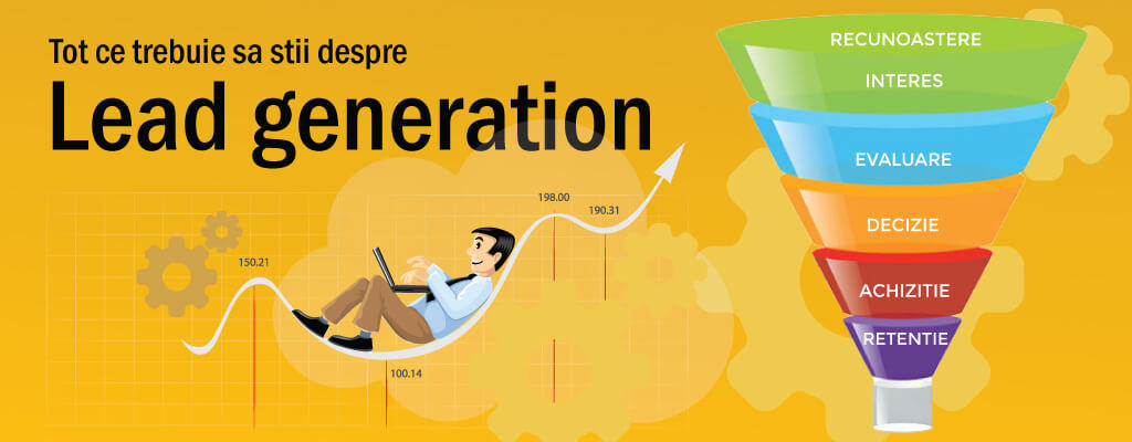 Tot Ce Trebuie Sa Stii Despre Lead Generation [Infografic]