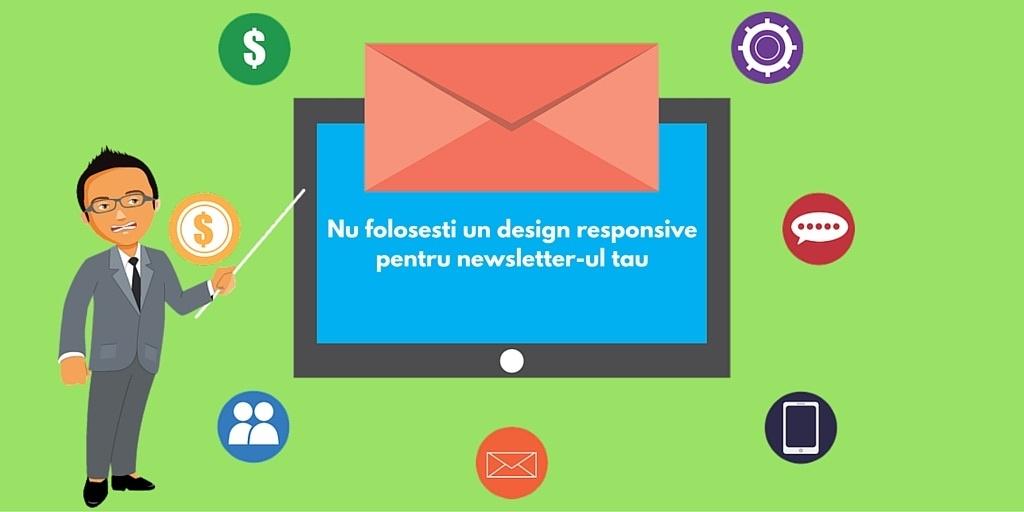 design responsive newsletter