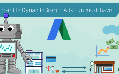 Campaniile Dynamic Search Ads – un must have in contul Adwords