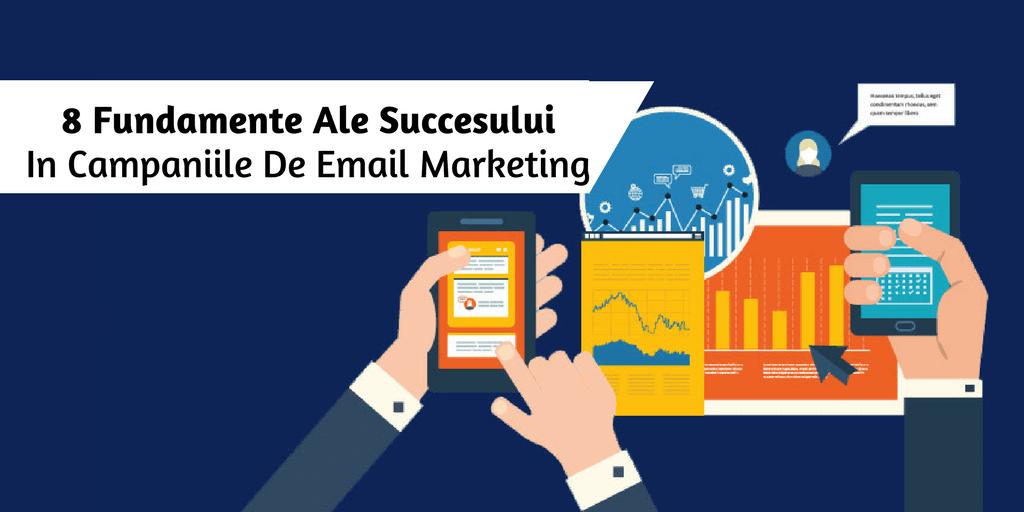 8 Fundamente Ale Succesului In Campaniile De Email Marketing