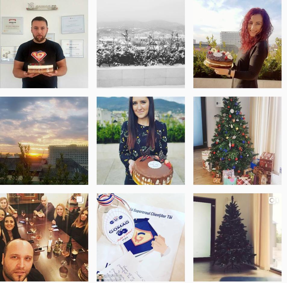 Instagram Silkweb