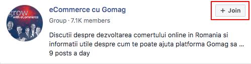 grup facebook comunitate