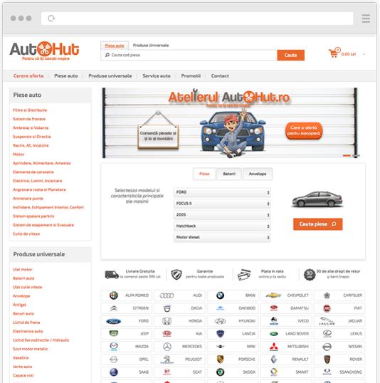 design autohut